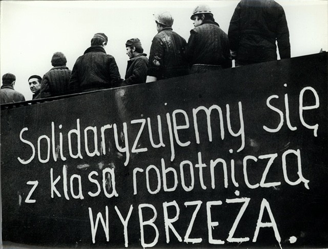 Solidarity with the coastal working class Image Polskie Radio
