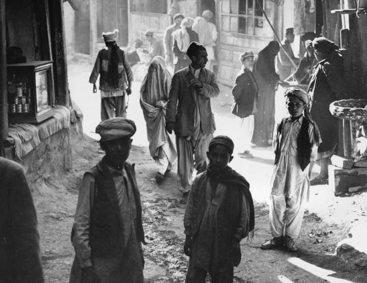 Afghanistan 1950s Image public domain