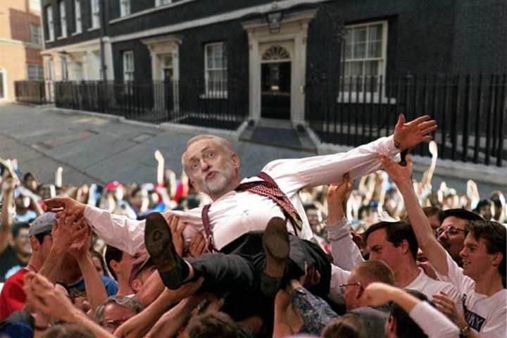 Corbyn Youthquake Image Socialist Appeal
