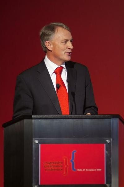 Phil Goff. Photo by Policy Network.
