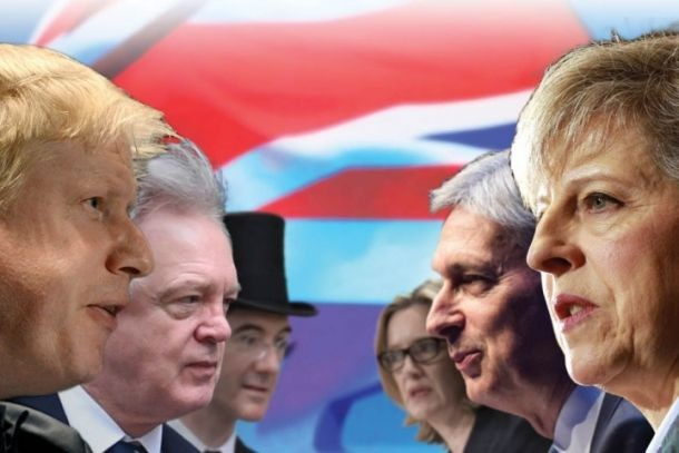 Brexit paralysis 1 Image Socialist Appeal