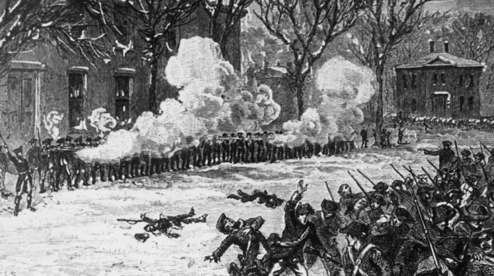 Shays Rebellion Imagen Shockabrah Wikimedia