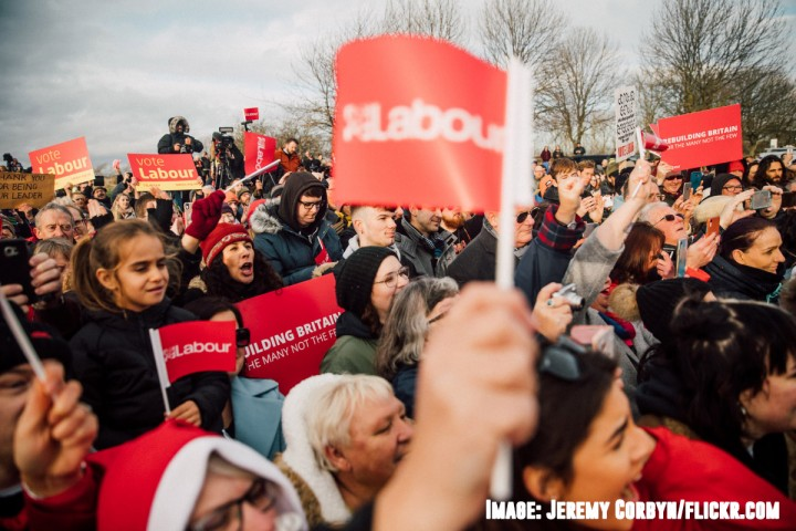 Grassroots LP Image Jeremy Corbyn Flickr