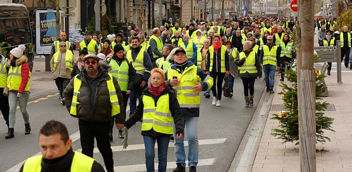 Yellow vests rev threshold 1 Image Thomas Bresson