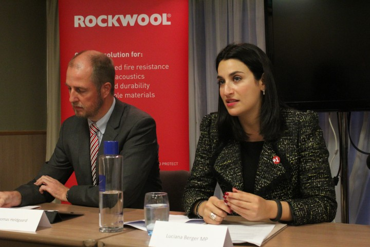 Luciana Berger Image Flickr Policy Exchange