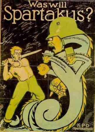 spartakusbund 1916