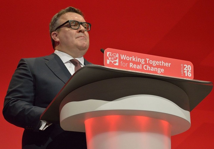 Tom Watson Labour Party Conference