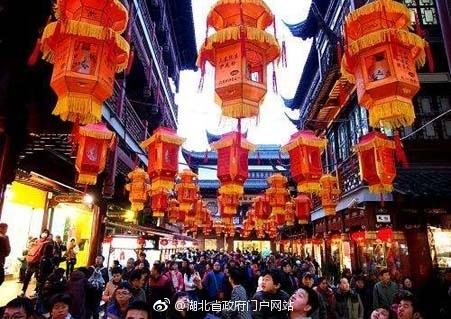 Wuhan pressed on with Spring Festival celebrations despite the outbreak to drive tourism until the situation became serious Image Hubei Provincial Government