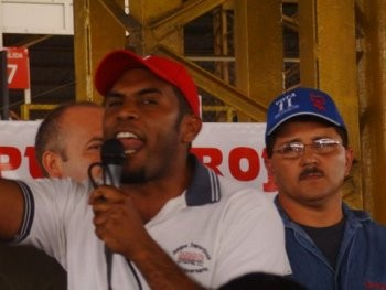Félix Martinez spoke in the afternoon to an assembly of 500, arguing that the workers had to put themselves at the head of the revolution.
