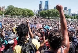 protests lesser evil Image Joe Piette via Flickr
