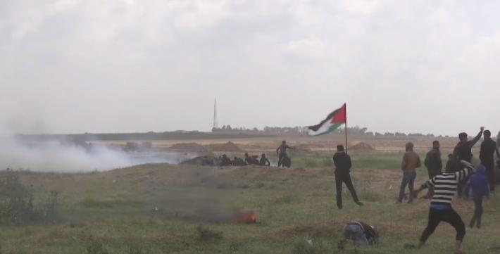 Gaza shooting 3 Image fair use