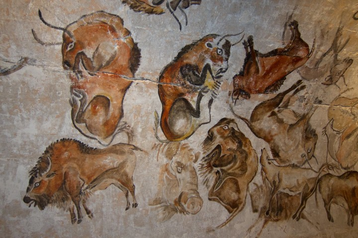 Cave painting Image Flickr Thomas Quine