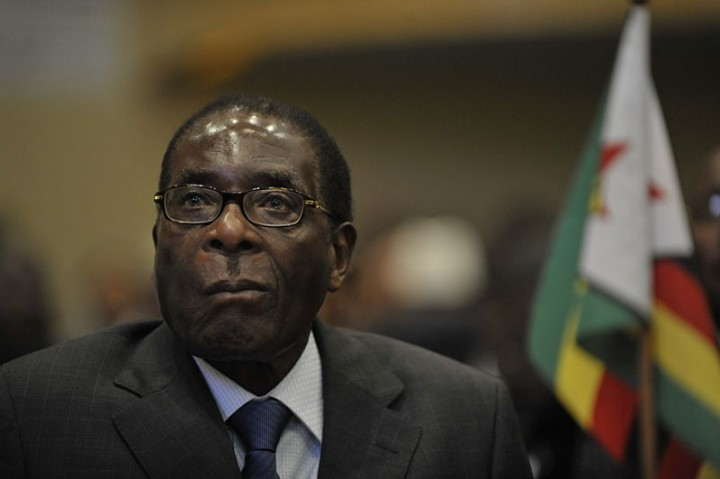 The struggle for succession has caused a crisis in the Mugabe regime Image Jesse B. Awalt