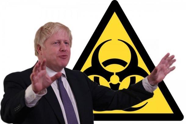 British coronavirus statement Image Socialist Appeal