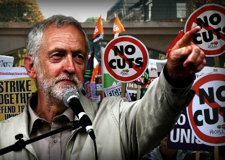 Corbyn Forward Socialist Appeal UK