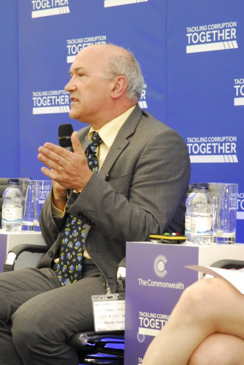 Mark Goldring Image Commonwealth Secretariat