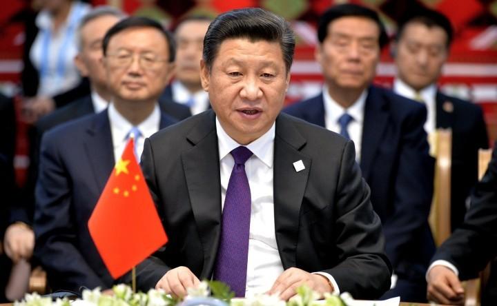 Xi Jinping Image kremlin.ru