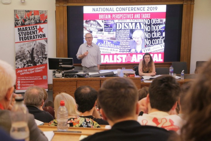 Socialist Appeal conference 2019 2 Image Socialist Appeal