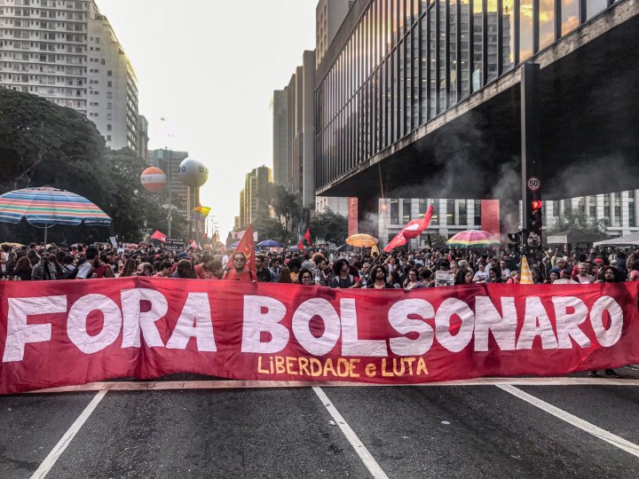 14 June Sao Paulo Image Liberdade e Luta