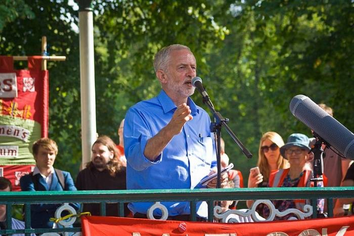 Corbyn Revolution Image Sophie J. Brown