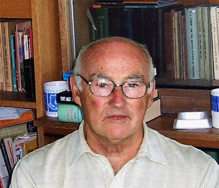 Peter Taaffe in 2006 Image Andy Soh