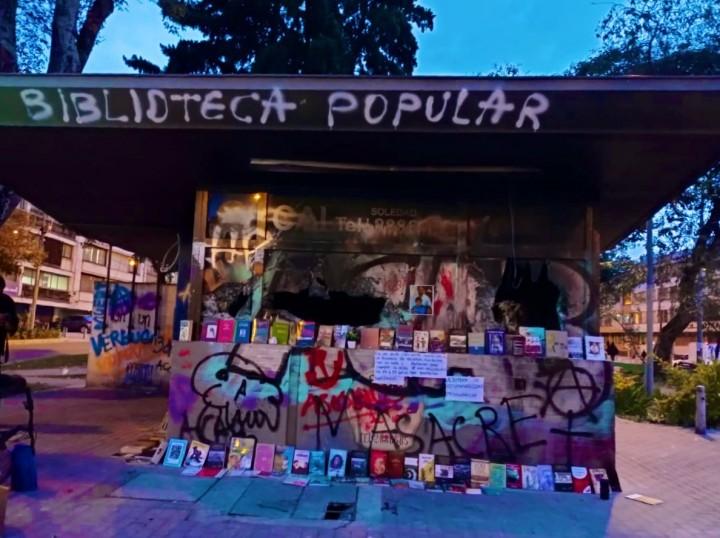 Colombia protests 2020 2 Image Emergencia Bogotá