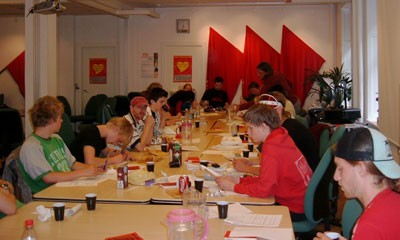 Denmark: Militant mood at founding meeting of SUF Left Opposition