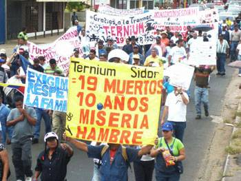 March to the Bolivarian University