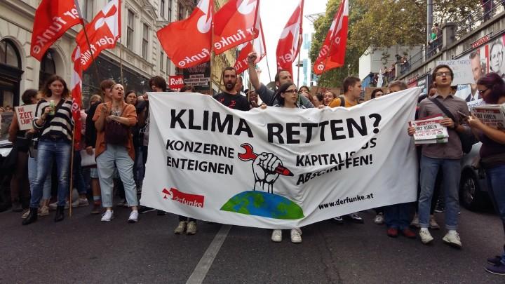 Austria 27 Sept Climate Strike 2