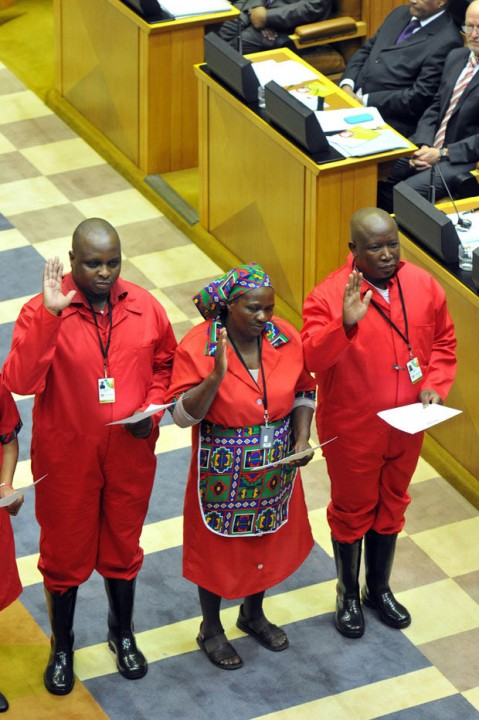 EFF 2 Image Flickr GovernmentZA