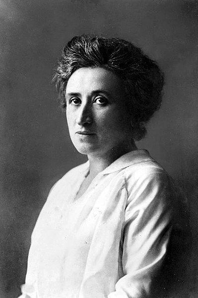 Rosa Luxemburg Image public domain