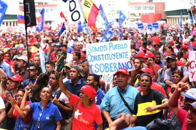 Как бороться с контрреволюцией в Венесуэле?