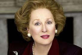 Thatcher Iron Lady Meryl Streep