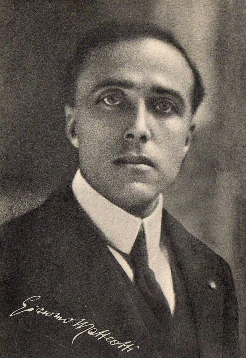 Giacomo Matteotti Image public domain