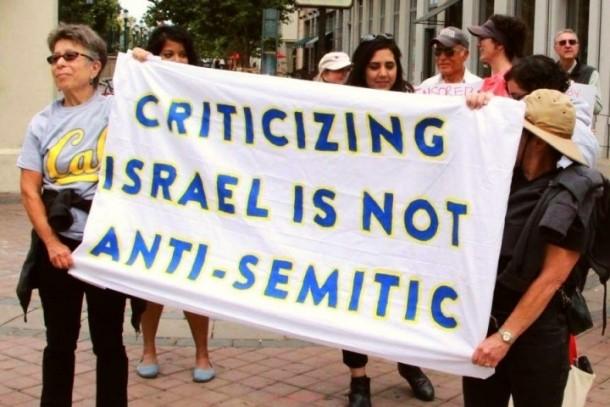 Anti semitism anti zionism Image Alan Denney
