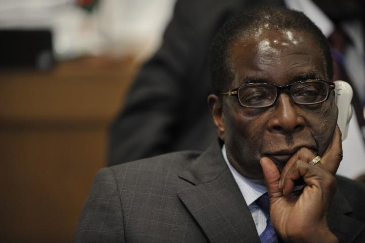 Robert Mugabe Image Jesse B. Awalt