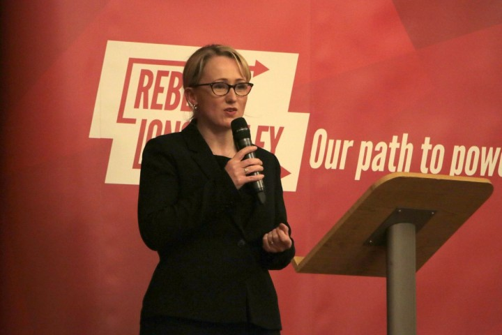 Rebecca Long Bailey Image Socialist Appeal