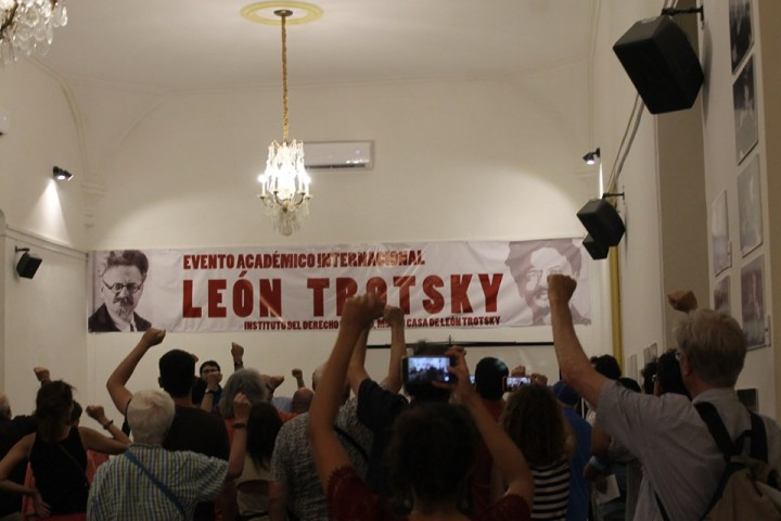 Cuban trotsky event 4
