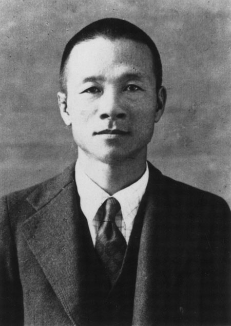 Militant peasant leader Jiang Ji who later joined the Taiwanese Communist Party Image public domain