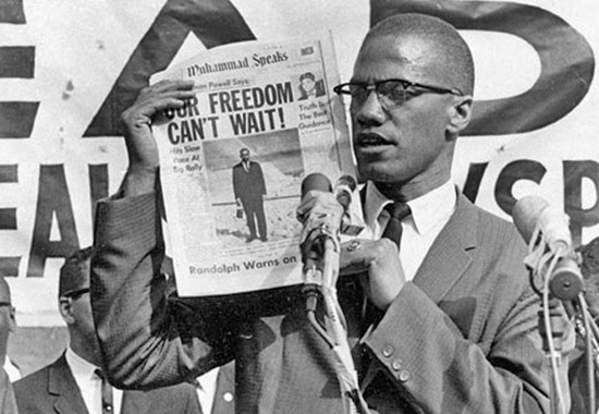 Malcolm X Image Anticapitalistes