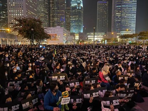 香港和台灣的勞工階級必須與中國勞工串連來推翻中共和中國資本主義。//圖片來源:公平使用
