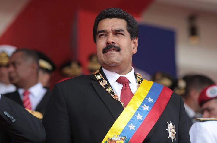 President Nicolas Maduro Image Hugoshi