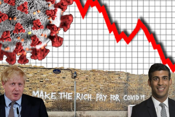 make the rich pay covid19 Image Socialist Appeal