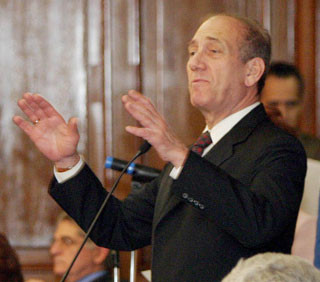 Ehud Olmert (Photo by Antônio Milena/ABr)