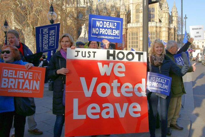 Vote Leave Image Socialist Appeal