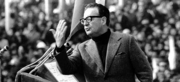 我們的立場總是取決於具體情況。例如,我們反對1972年智利卡車司機罷工反對阿連德政府,這是由中央情報局的一場罷工。//圖片來源: 公共領域