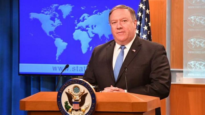 Pompeo Image US State Department