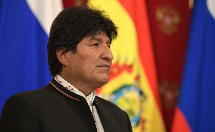 Evo Morales Image PoR
