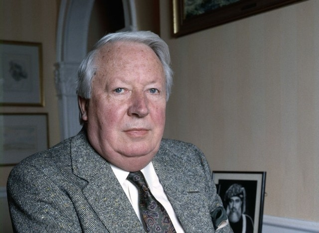 Edward Heath Image Wikimedia Commons
