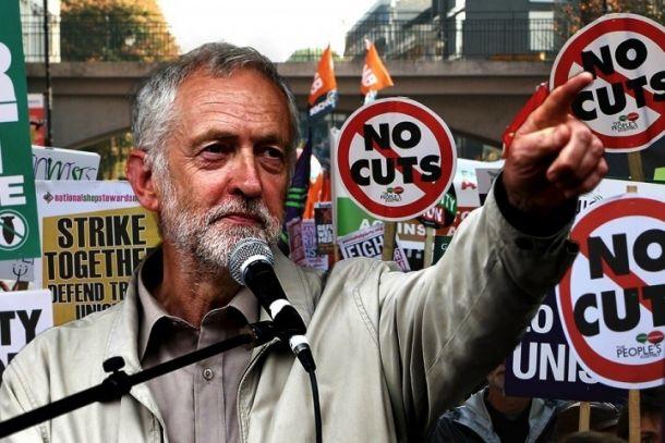 Corbyn forward Image Socialist Appeal